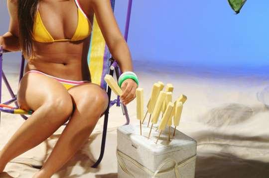 comidinha de praia